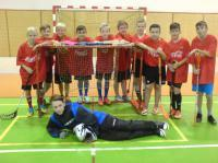 FLOORBALL PLAYERS STARTED THEIR TOURNAMENTS